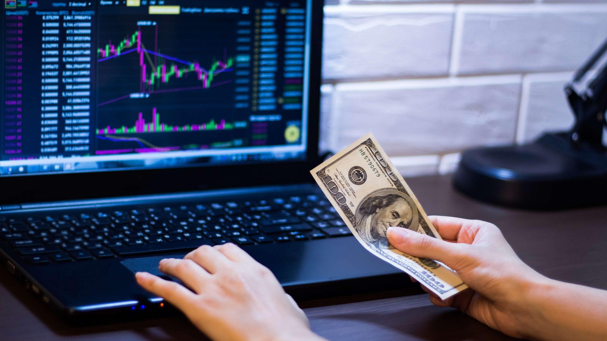 trader en internet